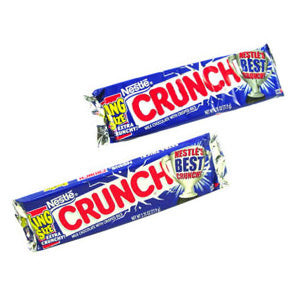 Nestle Crunch Bars - King-Size 12ct