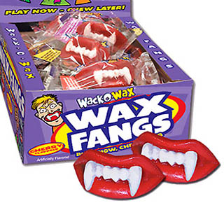 Wax Fangs - 24ct Display Box