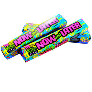 Now & Later Wild Bars - 24ct