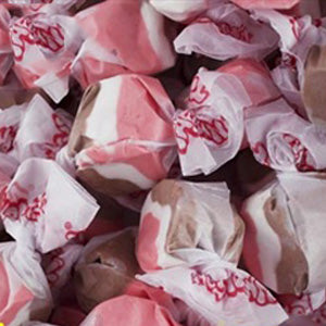 Neapolitan Salt Water Taffy - 5lb