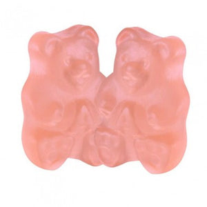 Pink Grapefruit Gummi Bears - 5lb