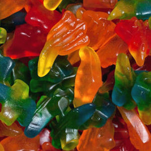 Gummi Jet Fighters - 5lb