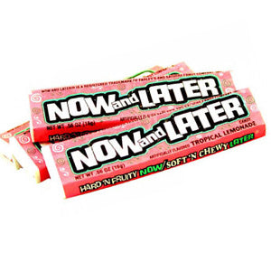 Now & Later Tropical Lemonade - 24ct