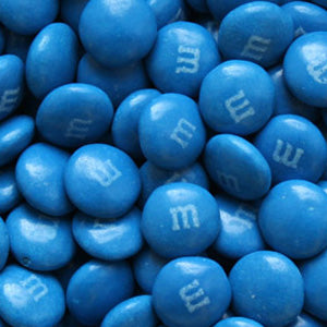 Blue M&M's - Milk Chocolate 5lb