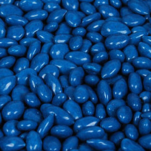 Chocolate Sunflower Seeds Candy - Dark Blue 5lb