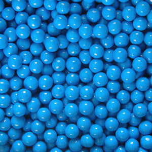 Royal Blue Sixlets - Bulk 2lb