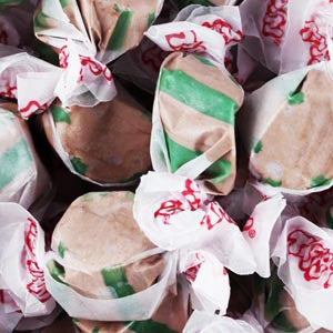 Chocolate Mint Salt Water Taffy - 5lb