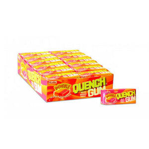 Quench Gum - Orange & Fruit Punch 12ct