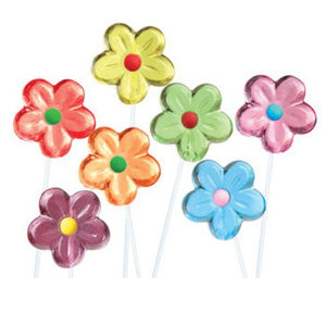 Flower Twinkle Pops - 120ct
