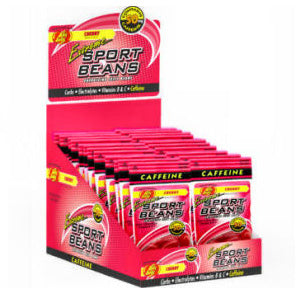 Jelly Belly Sport Beans - Cherry Extreme 24ct