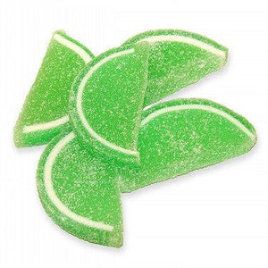 Sour Apple Fruit Slices - Unwrapped 5lb Box