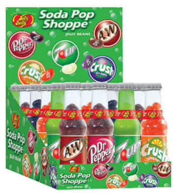 Jelly Belly Soda Pop Shoppe - Jelly Beans 24ct