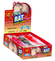 Jelly Belly Pet Rats - 12ct Display Box