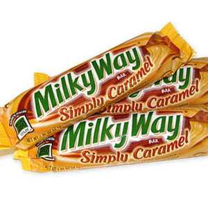 Milky Way Simply Caramel - 24ct
