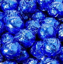 Grape Foil Hard Candy Blue - 5lb