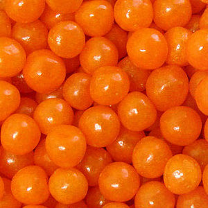 Orange Tangerine Fruit Sours - 5lb