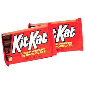 Kit Kat Bars - 36ct