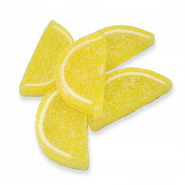 Lemon Fruit Slices - Unwrapped 5lb