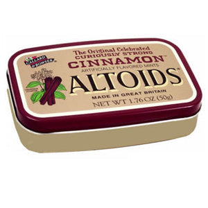 Cinnamon Altoids Mints - 12ct