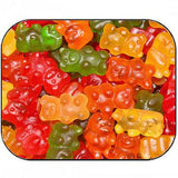 Assorted Gummi Bears - 5lb