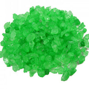 Rock Candy Crystals - Lime - 5lb