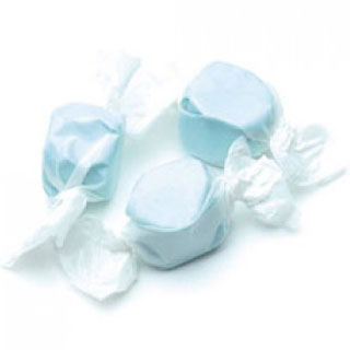 Blue Raspberry Taffy - 3lb Bulk
