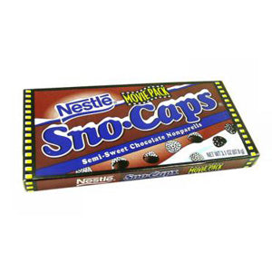 Sno Caps - Movie-Box 18ct