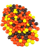Mini Reese's Pieces - 25lb Bulk