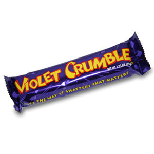Violet Crumble Candy Bars - 42ct