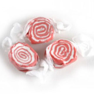 Red Licorice Taffy - 3lb Bulk