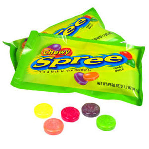 Spree Chewy - Assorted 24ct