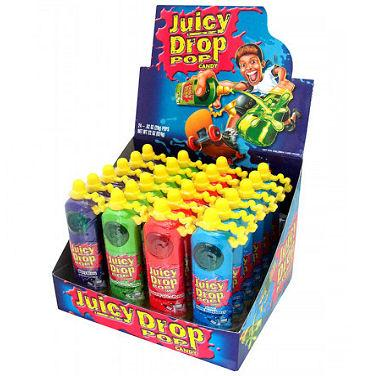 Juicy Drop Pops - 24ct Display Box