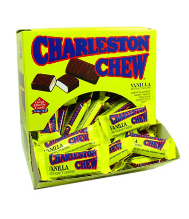 Vanilla Charleston Chews - 96ct Box