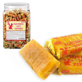 Squirrel Nut Zippers - Original 240ct Tub