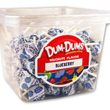 Dum Dum Pops - Orange 1lb Tub