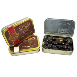 Cinnamon Altoids Mints Chocolate-Dipped - 12ct