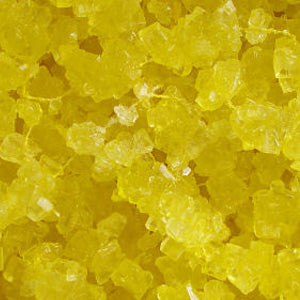 Lemon Rock Candy Strings - 5lb