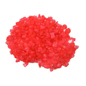 Rock Candy Crystals - Strawberry - 5lb