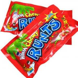 Chewy Runts - 24ct