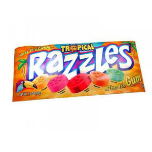Razzles - Tropical 24ct