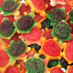 Gummy Turtles Jelly-Filled - 2.2lb