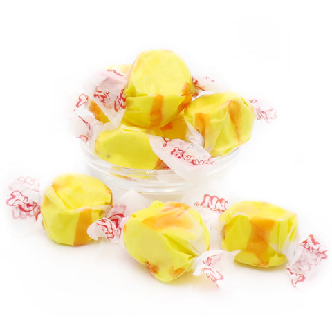 Banana Salt Water Taffy - 2.5lb
