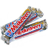 Three Musketeers Bars - 36ct