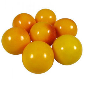 Peaches N Cream Bubble Gum Balls - 850ct