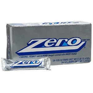Zero Bars - 1.85oz 24ct
