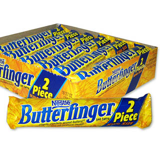 Butterfinger Bars - King Size 18ct