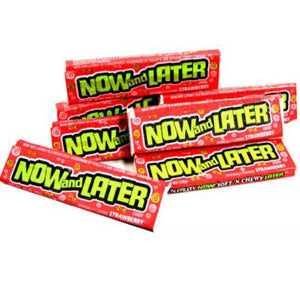 Strawberry Now & Later - 24ct