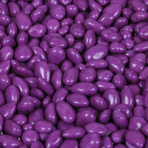 Chocolate Sunflower Seeds Candy - Dark Purple 5lb