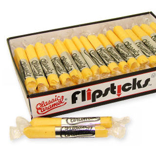 Banana Flipsticks Caramel Candy - 48ct