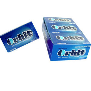 Orbit Gum - Peppermint 12ct